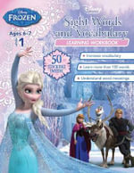 Disney Frozen Sight Words and Vocabulary : Learning Workbook