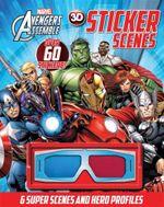 Avengers Assemble 3D Sticker Scenes : Marvel
