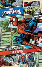 Vulture : Spider-Man Comic Storybook : Volume 2