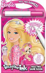Barbie Imagine Ink Mess Free Gamebook