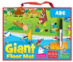 Giant Floor Mats : ABC