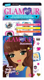 Diva Make-Up : Stationery Kit