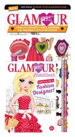 Fashion Designer : Stationery Kit