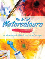 The Art of Watercolours Lifestyle Wallet