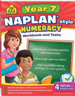 Naplan Style Workbooks and Tests Year 7 Numeracy : Year 7 Numeracy - Robert Sheehan