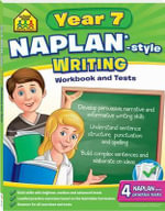 Naplan Style Workbook and Tests Year 7 Writing : Year 7 Writing - Meredith Costain