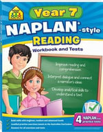 Naplan Style Workbook and Tests Year 7 Reading : Year 7 Reading - School Zone