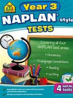 Year 3 NAPLAN-Style Tests : School Zone - School Zone