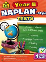 Year 5 NAPLAN-Style Tests : School Zone - School Zone
