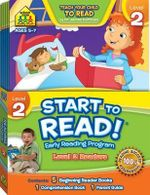 Start to Read! Early Reading Program - Level 2 Readers : School Zone
