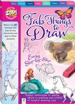 Zap! Fab Things to Draw : Zap!
