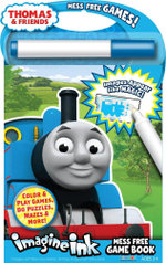Mess Free Game Book Thomas
