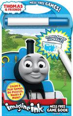 Mess Free Game Book Thomas : Imagine Ink