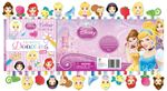 Disney Princess Doodling Fun Pencil and Eraser Set