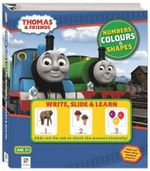 Thomas and Friends WSL : Numbers, Colours and Shapes (UK)