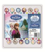 Disney Frozen Doodling Fun 12 Pencil and Eraser set