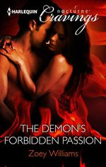 The Demon's Forbidden Passion (nocturne) - Zoey Williams