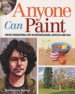 Anyone Can Paint - Barber Barrington