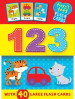 123 Tiny Tots Flash Cards