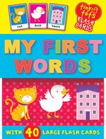 My First Words Tiny Tots Flash Cards
