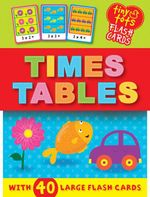 Times Table Tiny Tots Flash Cards