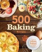 500 Baking Recipes