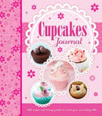 Cupcakes Keepsake Journal