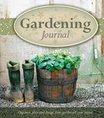 Gardening Keepsake Journal