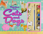 Paint Your Own Cats and Dogs Craft Kit