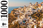 Santorini, the Greek Islands  : 1000 Piece Puzzle