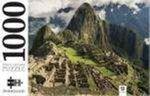 Machu Picchu, Peru  : 1000 Piece Jigsaw