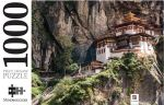 Tiger Nest Temple, Bhutan  : 1000 Piece Jigsaw