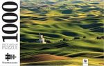 The Palouse from Steptoe Butte, Washington  : 1000 Piece Jigsaw