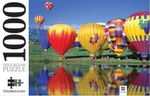 Snowmass Village Balloon Festival Colorado  : 1000 Piece Jigsaw
