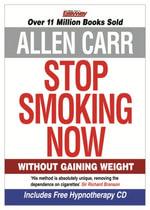 Stop Smoking Now : Allen Carr Easyway Series