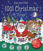 Can you Find 1001 Christmas Things?