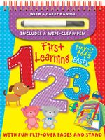 123 Tiny Tots First Learning Easel