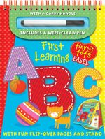 ABC Tiny Tots First Learning Easel