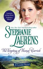 The Tempting of Thomas Carrick : A Cynaster Novel - Stephanie Laurens
