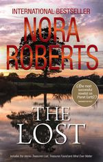 The Lost : Treasures Lost, Treasures Found / Mind Over Matter - Nora Roberts