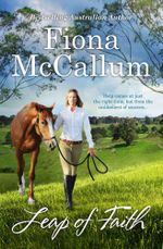 Leap of Faith : Order Now For Your Chance to Win!* - Fiona McCallum