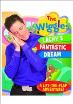 The Wiggles Shaped Board Books : Lachy's Fantastic Dream - The Five Mile Press