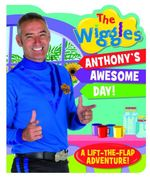 The Wiggles Shaped Board Books : Anthony's Awesome Day! - The Five Mile Press
