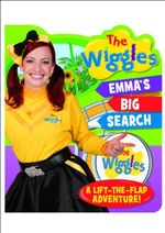 The Wiggles Shaped Board Books : Emma's Big Search - The Five Mile Press