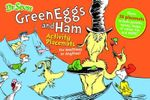 Dr Seuss Green Eggs and Ham Activity Placemats - The Five Mile Press