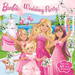 Barbie : Wedding Party! : With over 50 mini stickers! - The Five Mile Press