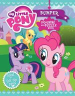 Bumper Colouring and Puzzle Book : My Little Pony - The Five Mile Press