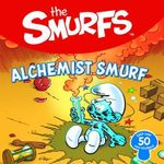 Smurfs 8x8 Storybook - Alchemist Smurf - The Five Mile Press