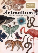 Animalium Welcome to the Museum
