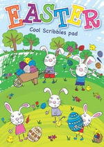 Easter 2014 Cool Scribbles Book - Michelle Breen